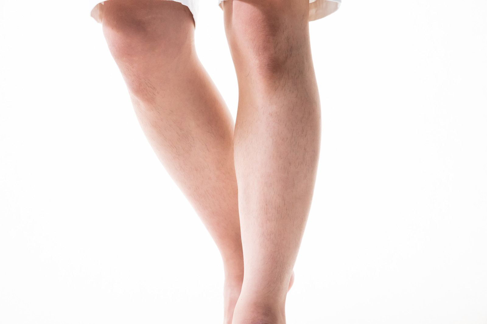 Pain in the knee joint