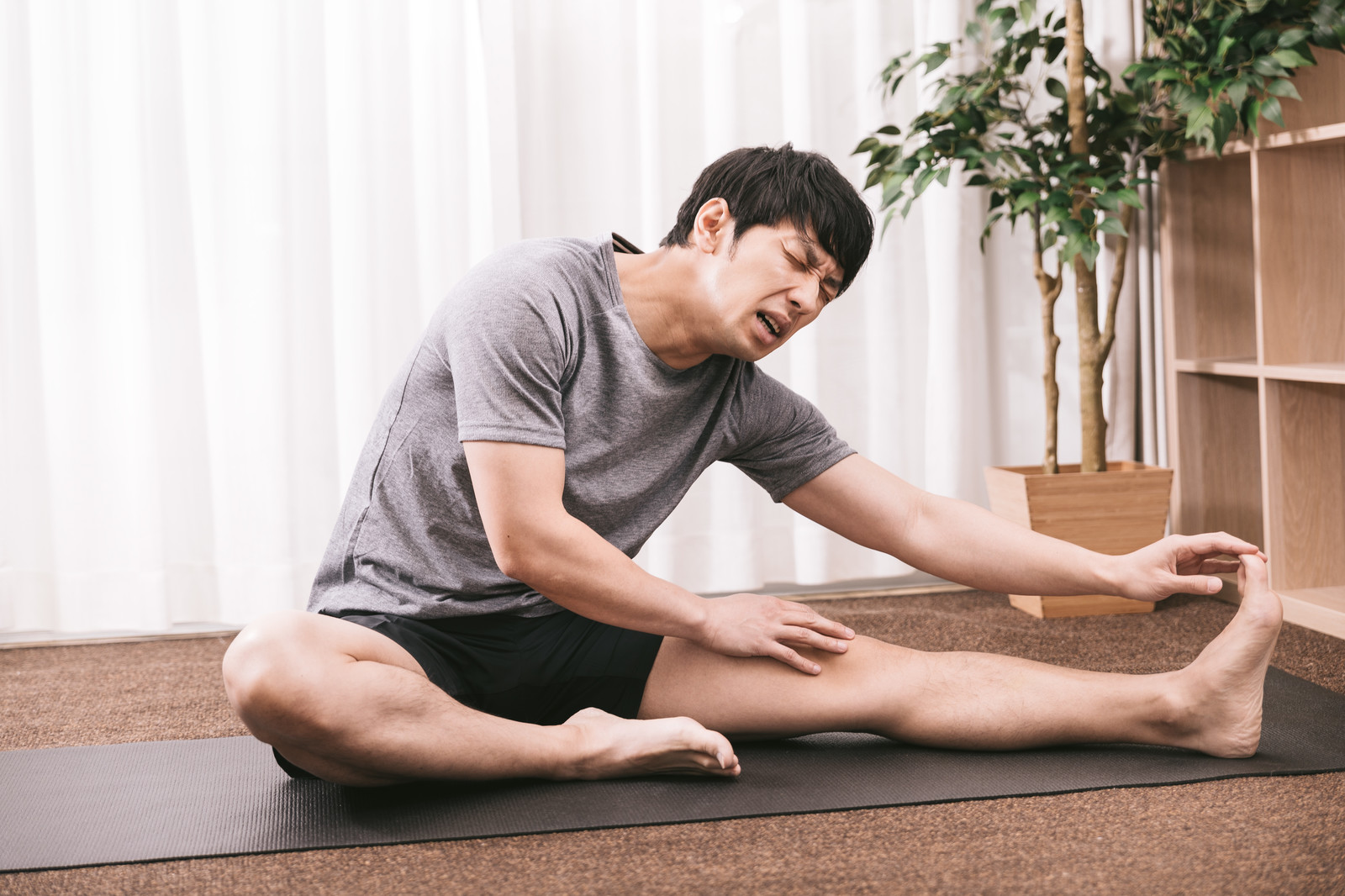 Cure muscle pain quickly